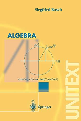 9788847002210: Algebra (UNITEXT) (Italian Edition)