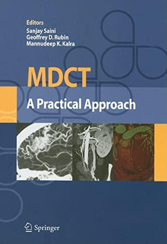 9788847004122: MDCT: A Practical Approach