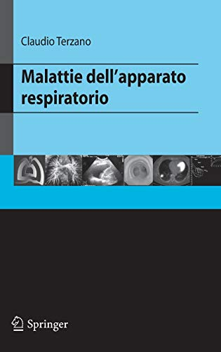 9788847004665: Malattie dell'apparato respiratorio (Italian Edition)