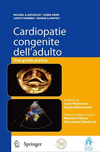 9788847005259: Cardiopatie congenite dell'adulto: Una guida pratica (Italian Edition)