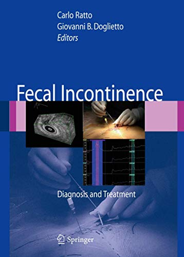 9788847006379: Fecal Incontinence: Diagnosis and Treatment
