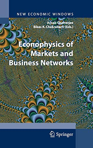 9788847006645: Econophysics of Markets and Business Networks (New Economic Windows)