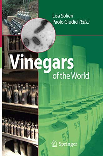 9788847008656: Vinegars of the World