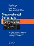 9788847009899: Musculoskeletal Sonography