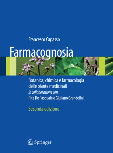 Farmacognosia: Francesco Capasso (author),