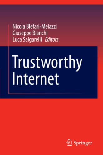 9788847018174: Trustworthy Internet