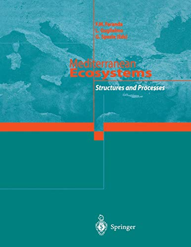 9788847021624: Mediterranean Ecosystems: Structures and Processes
