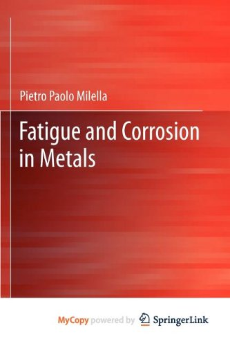 9788847023376: Fatigue and Corrosion in Metals