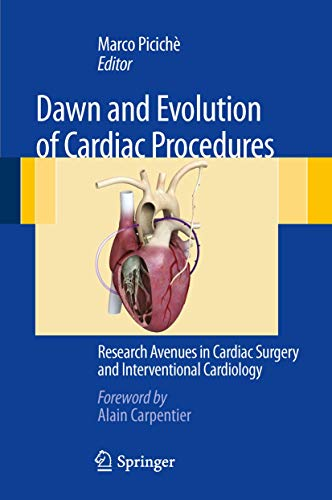 Dawn and Evolution of Cardiac Procedures (Hardcover)