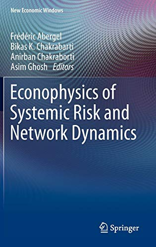 9788847025523: Econophysics of Systemic Risk and Network Dynamics (New Economic Windows)