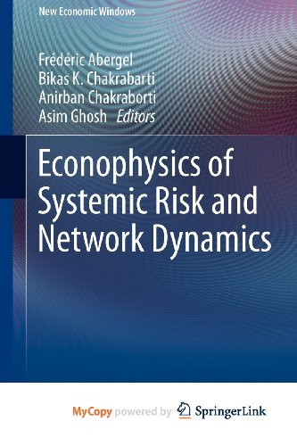 9788847025547: Econophysics of Systemic Risk and Network Dynamics