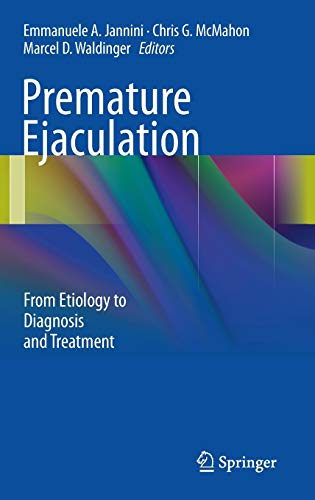 9788847026452: Premature Ejaculation: From Etiology to Diagnosis and Treatment