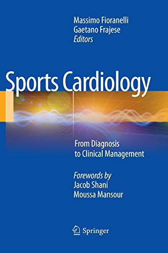 9788847027749: Sports Cardiology: From Diagnosis to Clinical Management