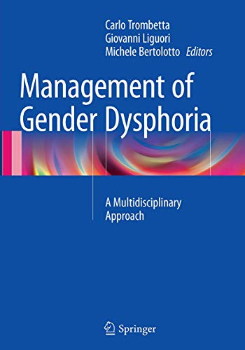 9788847039391: Management of Gender Dysphoria: A Multidisciplinary Approach
