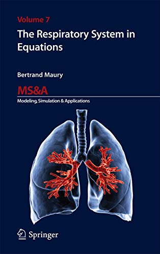 9788847052130: The Respiratory System in Equations (MS&A)