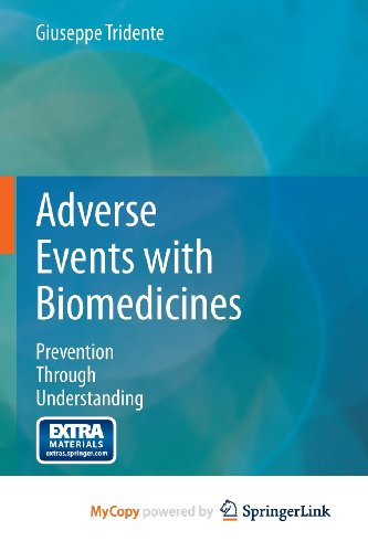 9788847053144: Adverse Events with Biomedicines: Prevention Through Understanding