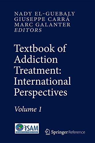 9788847053212: Textbook of Addiction Treatment: International Perspectives
