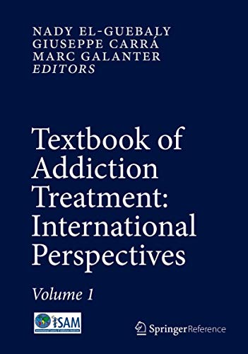 9788847053236: Textbook of Addiction Treatment: International Perspectives