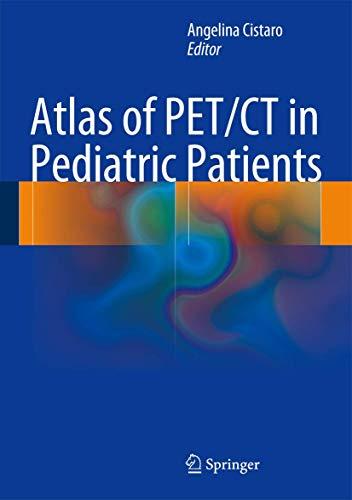 9788847053571: Atlas of PET/CT in Pediatric Patients
