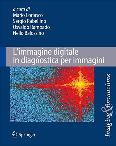 9788847053632: L'immagine digitale in diagnostica per immagini: Tecniche e applicazioni (Imaging & Formazione)