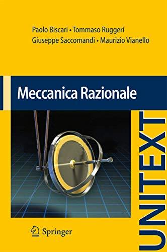 9788847054943: Meccanica razionale (UNITEXT / La Matematica per il 3+2) (Italian Edition)