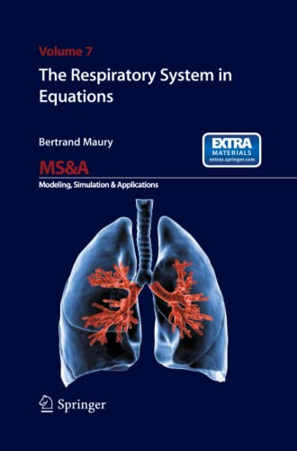 9788847055735: The Respiratory System in Equations (MS&A)
