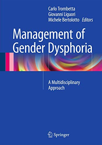 9788847056954: Management of Gender Dysphoria: A Multidisciplinary Approach