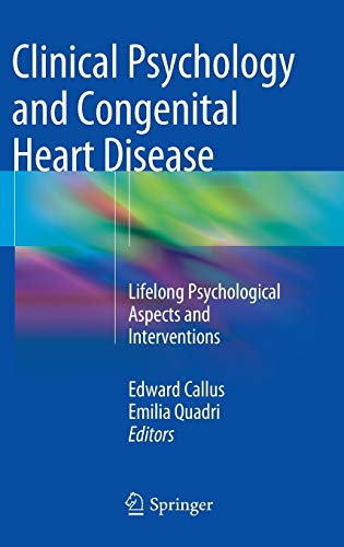 Clinical psychology and congenital heart disease. Lifelong psychological aspects and interventions