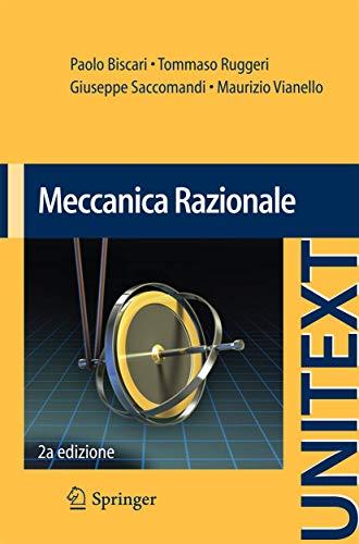 9788847057258: Meccanica Razionale (UNITEXT) (Italian Edition)
