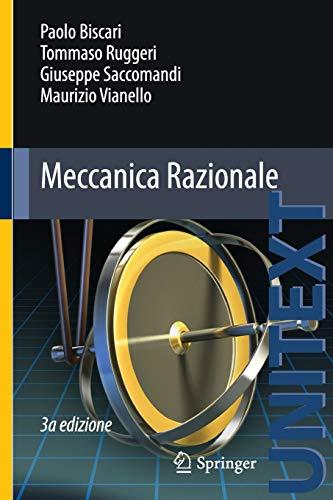 9788847057722: Meccanica Razionale (UNITEXT) (Italian Edition)