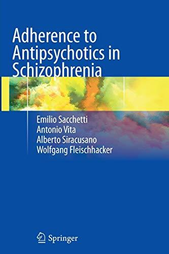 9788847058330: Adherence to Antipsychotics in Schizophrenia