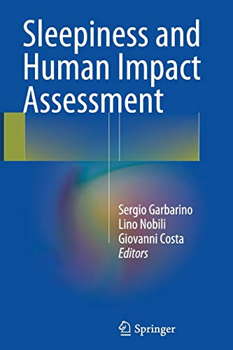 9788847058682: Sleepiness and Human Impact Assessment