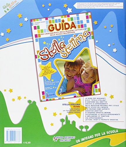 9788847207738: Stella stellina. 3-4 anni. Per la Scuola materna