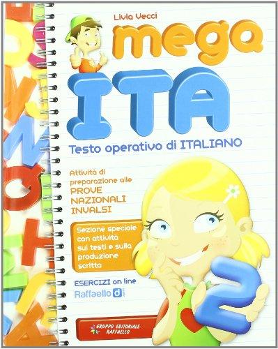 9788847216860: Mega ita. Per la scuola elementare: 2