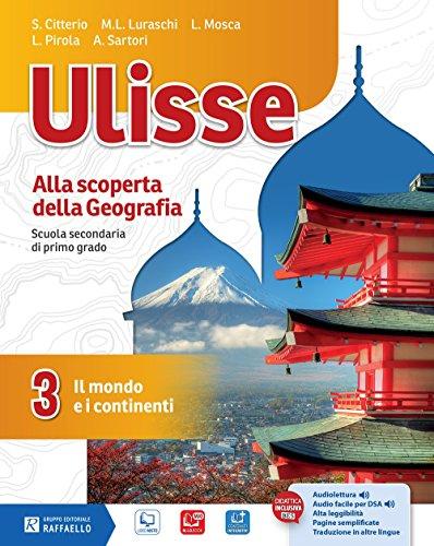 9788847222335: Ulisse. Per la Scuola media. Con e-book. Con espansione online: 3
