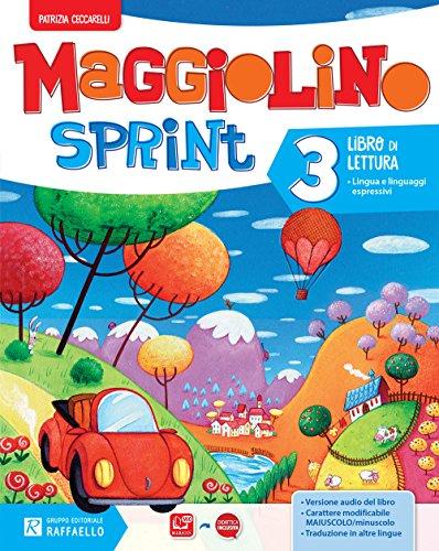 9788847224599: Maggiolino sprint. Per la Scuola elementare. Con e-book. Con espansione online: 3