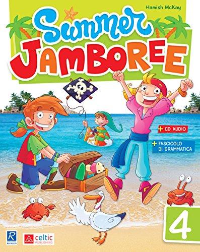 9788847228375: Summer Jamboree. Per la Scuola elementare: 4
