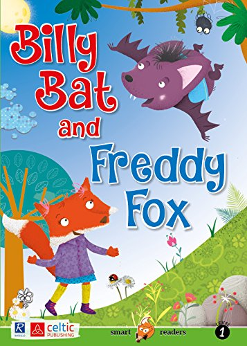 9788847229297: Billy Bat and Freddy Fox. Level 1. Starters A1. Con CD-Audio [Lingua inglese]
