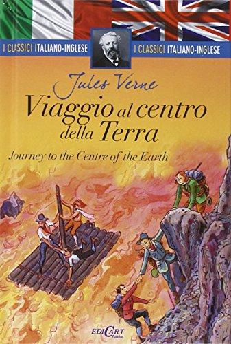 Viaggio al centro della terra-Journey to the: Verne, Jules