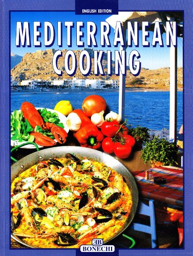 9788847607644: Mediterranean Cooking (Great Books of International Cuisine)