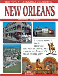 9788847611238: New Orleans (The New Millennium Collection)