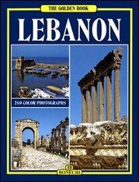 9788847614895: Lebanon (The Golden Book)