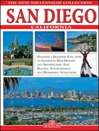 9788847617377: San Diego (New Millennium Collection: The Americas)