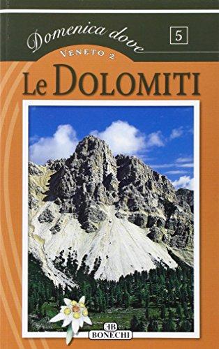 9788847621985: Le Dolomiti. Veneto. Ediz. illustrata