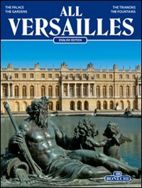 All Versailles (English Edition): D'Hoste, J. Georges.