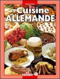 9788847625303: La cucina tedesca. Ediz. francese