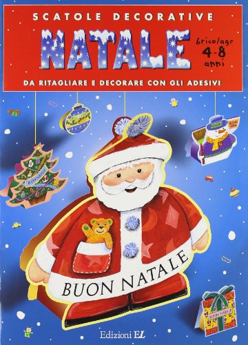 9788847709928: Natale. Scatole decorative