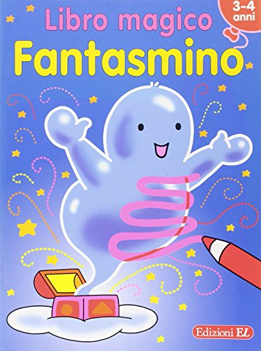 9788847710771: Libro magico. Fantasmino