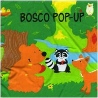 9788847725645: Bosco pop-up. Libro pop-up