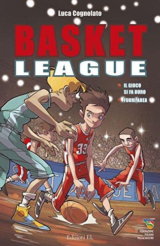 9788847732179: Il gioco si fa duro-Fuori area. Basket league